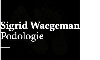 Podologie-Waegeman Logo
